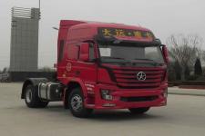 大运单桥牵引车0马力(CGC4180D5EALD)