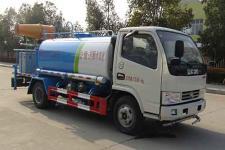中汽力威牌HLW5071GPS6EQ型绿化喷洒车