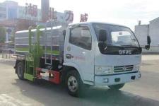 国六东风小多利卡5方餐厨垃圾车