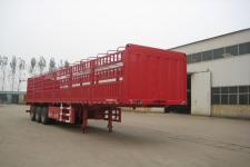 广科12米32.8吨3轴仓栅式半挂车(YGK9400C)