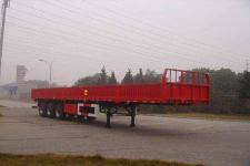 中集13米34.5吨3轴半挂车(ZJV9402TH)