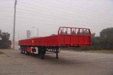中集13米33.2吨3轴半挂车(ZJV9402THA)