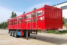 卓里-克劳耐11.6米33.3吨3轴仓栅式运输半挂车(SXL9409CCY)