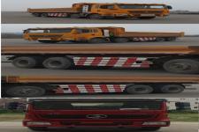 陕汽牌SX3318HR456T型自卸汽车图片