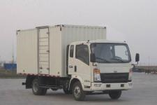 重汽HOWO轻卡国五其它厢式运输车131-231马力5吨以下(ZZ5047XXYF341CE145)