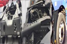 陕汽牌SX4170MA1型牵引汽车图片