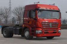 陕汽单桥牵引车0马力(SX4180MB1)