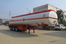 醒狮12.2米33.3吨3铝合金运油半挂车