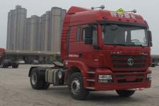 陕汽单桥危险品牵引车0马力(SX4180MB1W)