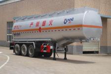 运力11米30.2吨3轴运油半挂车(LG9400GYY)