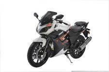 宝雕BD150-22A型两轮摩托车
