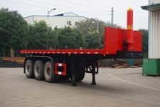 运力8.8米31.9吨3轴平板自卸半挂车(LG9400ZZXP)