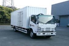 庆铃国五单桥厢式运输车5吨以下(QL5100XXYA8PA)