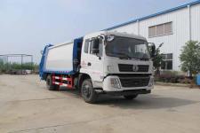 东风专底12方环卫压缩式垃圾车价格13607286060
