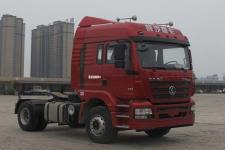 陕汽单桥集装箱半挂牵引车0马力(SX4180MB1Z)