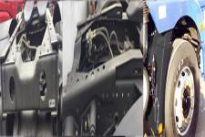 陕汽牌SX4180MB1Z型集装箱半挂牵引车图片