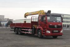 陕汽牌SX5250JSQHB584型随车起重运输车