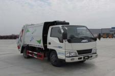江铃6方压缩式垃圾车厂家直销13607286060