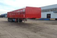 冀贝佳10.5米32.5吨3轴仓栅式运输半挂车(YWP9380CCY)