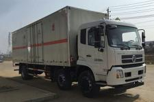 程力威国五其它厢式货车211-389马力10-15吨(CLW5256XZWD5)