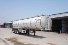 運力11.9米33.2噸3軸鋁合金食用油運輸半掛車(LG9402GSY)