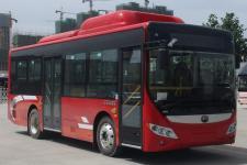 8.5米宇通插电式混合动力城市客车