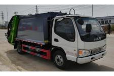 江淮駿鈴6方壓縮式垃圾車價格13607286060