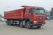 华威驰乐牌SGZ5312ZLJZZ5W型自卸式垃圾车