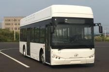 10.5米海格KLQ6109GAFCEV燃料电池城市客车