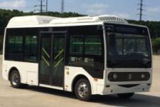 6米|陕汽纯电动城市客车(SX6601GAEV1)