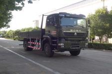豪沃ZZ2187V452GE1J越野载货汽车