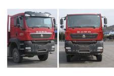 豪沃牌ZZ2187V452GE1J型越野载货汽车图片