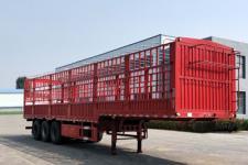 富腾12米33吨3轴仓栅式运输半挂车(JJD9400CCYE)