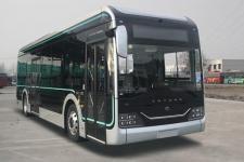 10.5米宇通ZK6106BEVG1B纯电动低地板城市客车