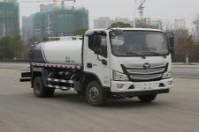 國六福田瑞沃8噸灑水車廠家直銷價格