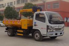 国六东风多利卡清淤车厂家价格