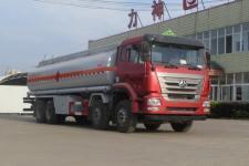 醒狮牌SLS5315GRYZ5D型易燃液体罐式运输车