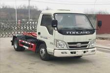 帝王环卫牌HDW5040ZXXB5型车厢可卸式垃圾车