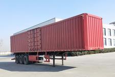 荣德12.5米31.5吨3轴厢式运输半挂车(RDP9400XXY)