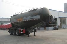杨嘉9.1米31.5吨3轴中密度粉粒物料运输半挂车(LHL9406GFLA)