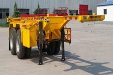 沃顺达7.2米31吨2轴集装箱运输半挂车(DR9350TJZ)