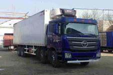 欧曼牌BJ5319XLC-AA型冷藏车图片