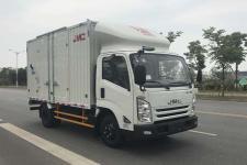 江铃汽车国五其它厢式运输车116-158马力5吨以下(JX5042XXYXGA2)