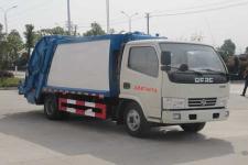 东风多利卡6方压缩式垃圾车价格