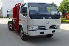 中汽力威牌HLW5071ZZZ5EQ型自装卸式垃圾车