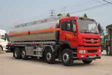 解放悍V前四后六20吨运油车