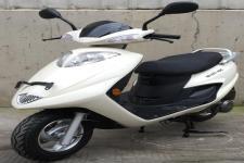 建本JB125T-42C型两轮摩托车
