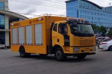 解放J6国五工程抢险车
