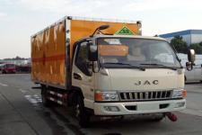 CLW5070XRYH5易燃液体厢式运输车