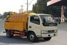 程力威牌CLW5070GQW5型清洗吸污车
